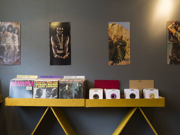Funk Trunk Records in Rogers Park