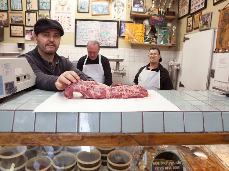 El Mercado Meat Market