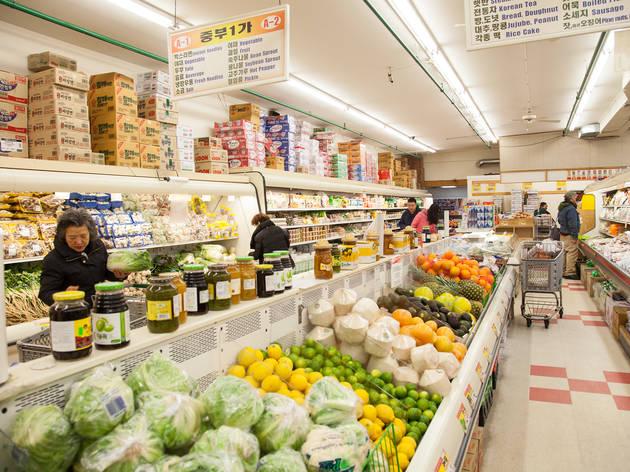 Joong Boo Market