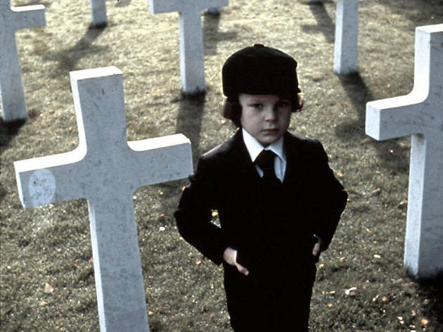 The 100 best horror films, horror movies, the omen