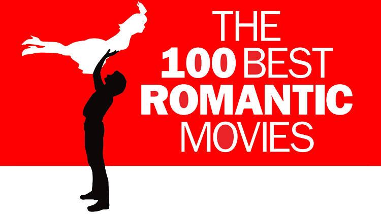 The 100 best romantic movies logo, 2048x1536