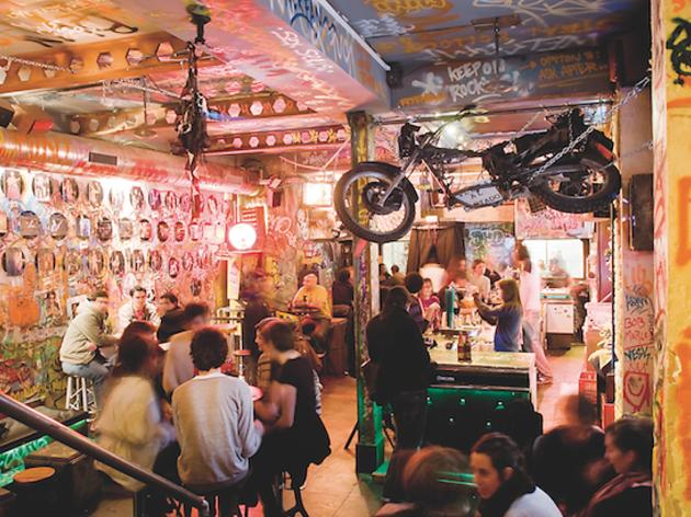 Bollocks Bar