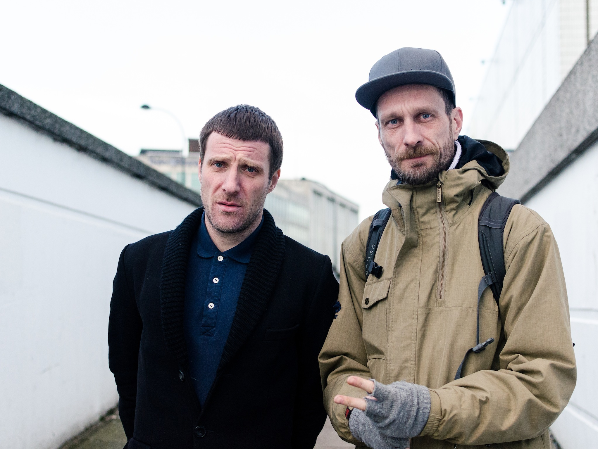 Introducing… Sleaford Mods