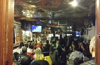 Paddock Motard Bar