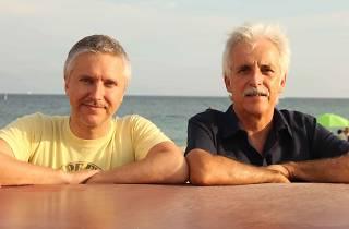 Kiko Veneno y Martín Buscaglia