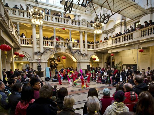 Chinese New Year at Bristol Museum and Art Gallery 2015