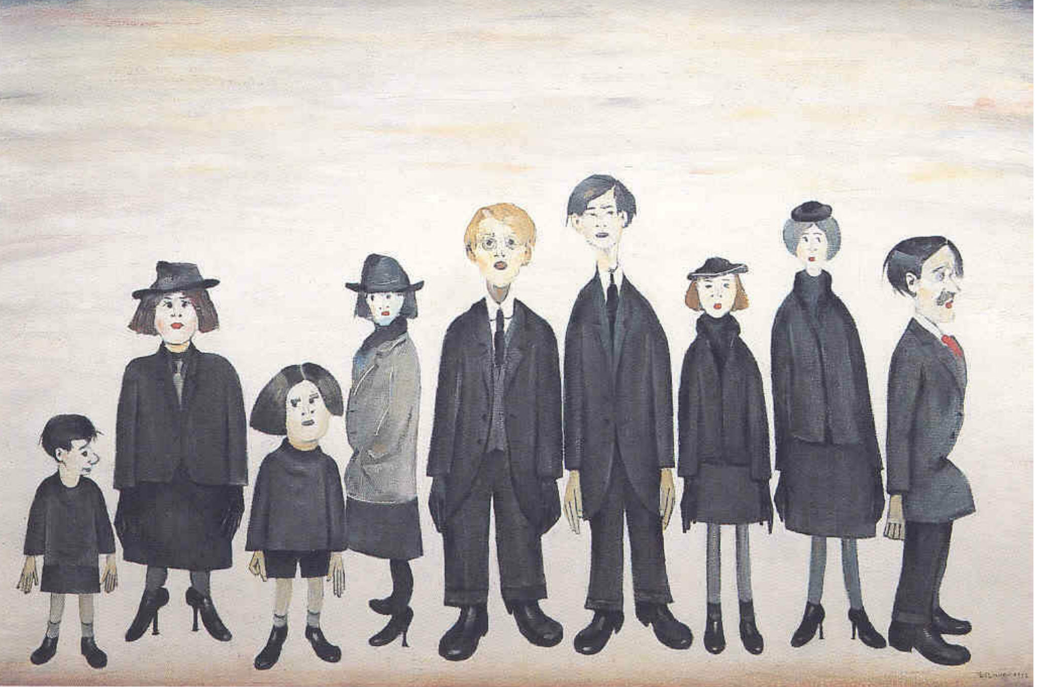 Ten favourite works by LS Lowry