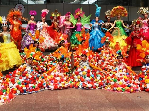 Chingay Parade 2015
