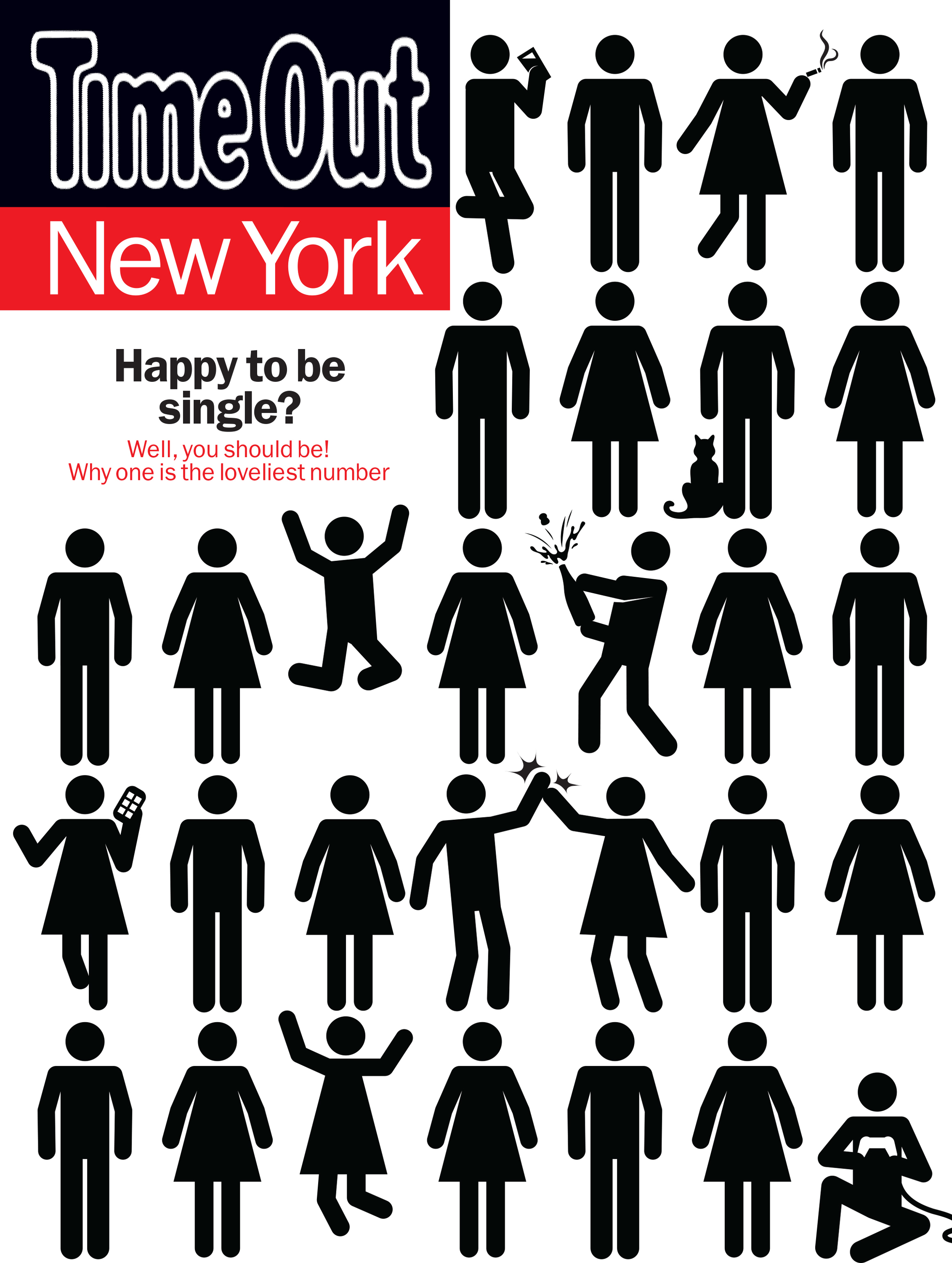 In this week's issue of Time Out New York, we celebrate the single life