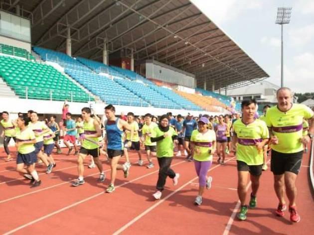 Running Hour