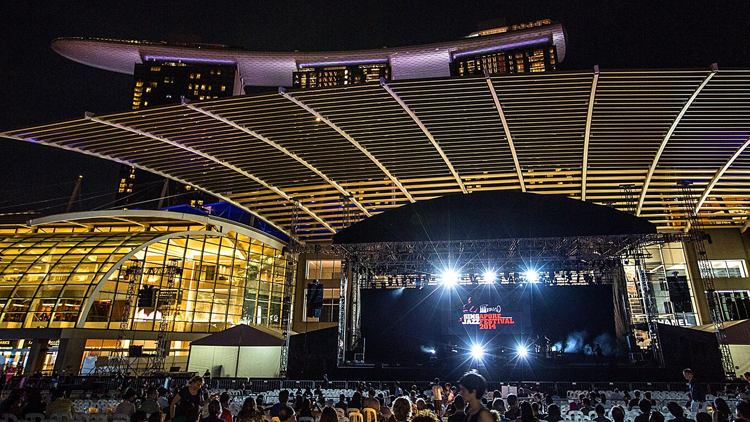 Singapore International Jazz Festival 2015