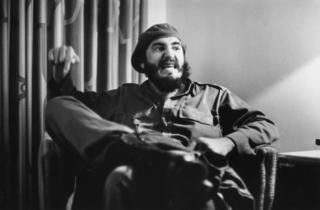 Castro  (© Marc Riboud )