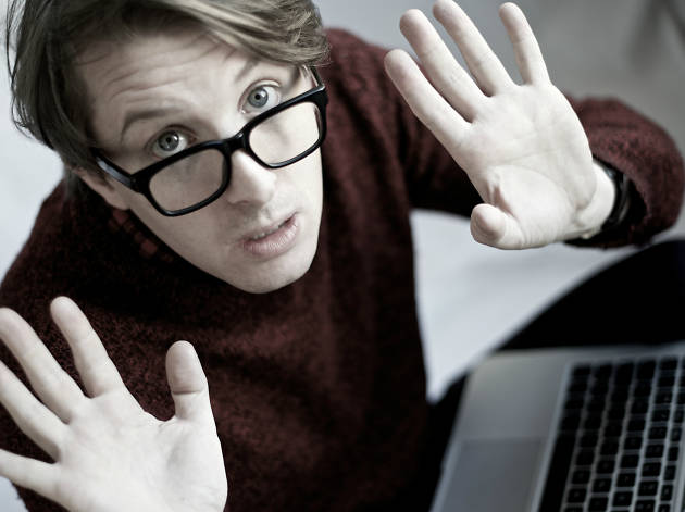 James Veitch: Work-in-Progress