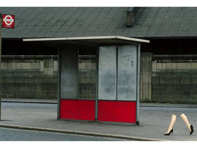 Guy Bourdin: Walking Legs