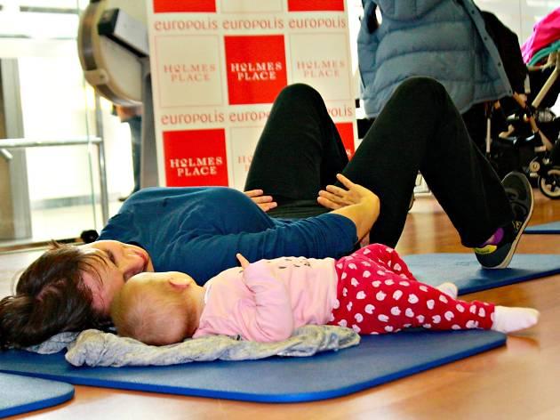 Mamifit: deporte para madres y bebés