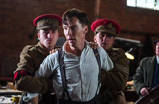 The imitation game (Descrifrando Enigma)