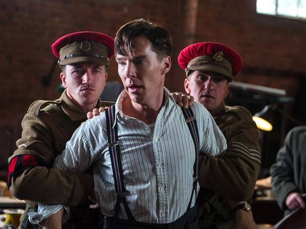 Imitation Game - Benedict Cumberbatch