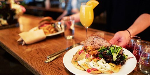 Brunch for two at City Winery