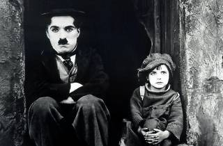 Pathé Kid Le Kid Chaplin film muet