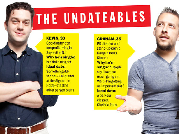 After the Undateables: An accidental run-in