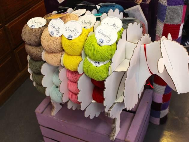Les Tricoteurs volants (© Céline Astorg)