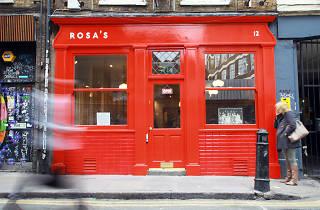 Rosa's Thai Café