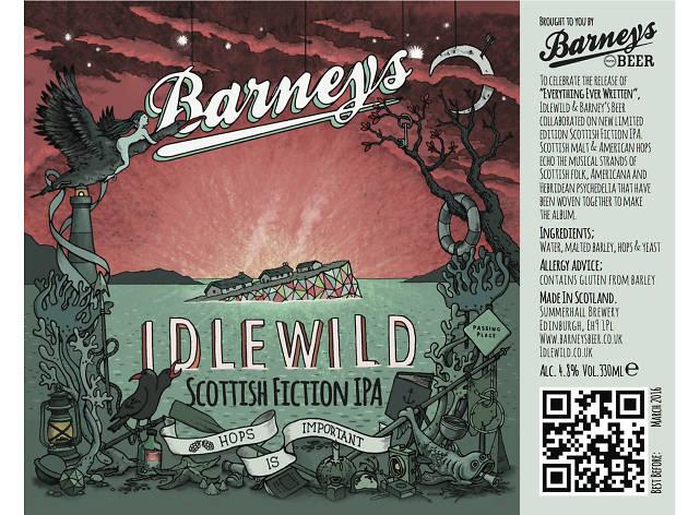 idlewild, barney's beer