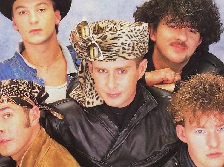 """""""The Power of Love"""" by Frankie Goes to Hollywood"""