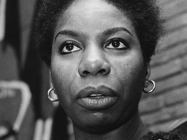 'My Baby Just Cares for Me' – Nina Simone