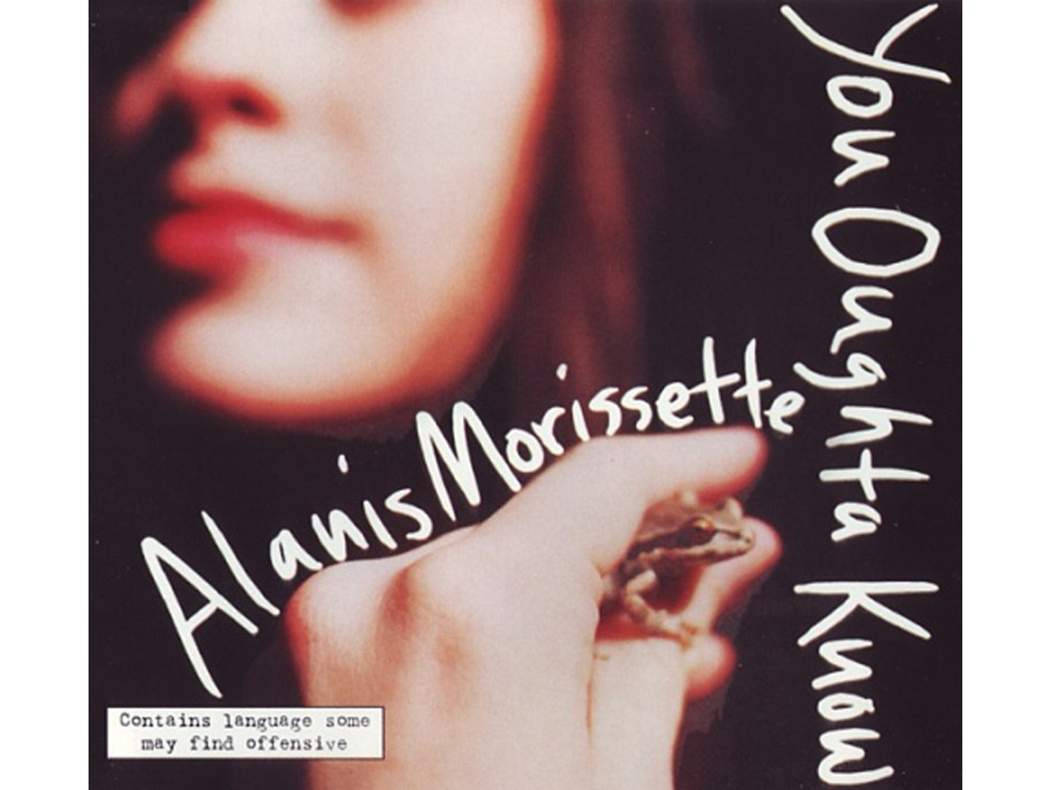 'You Oughta Know' – Alanis Morissette