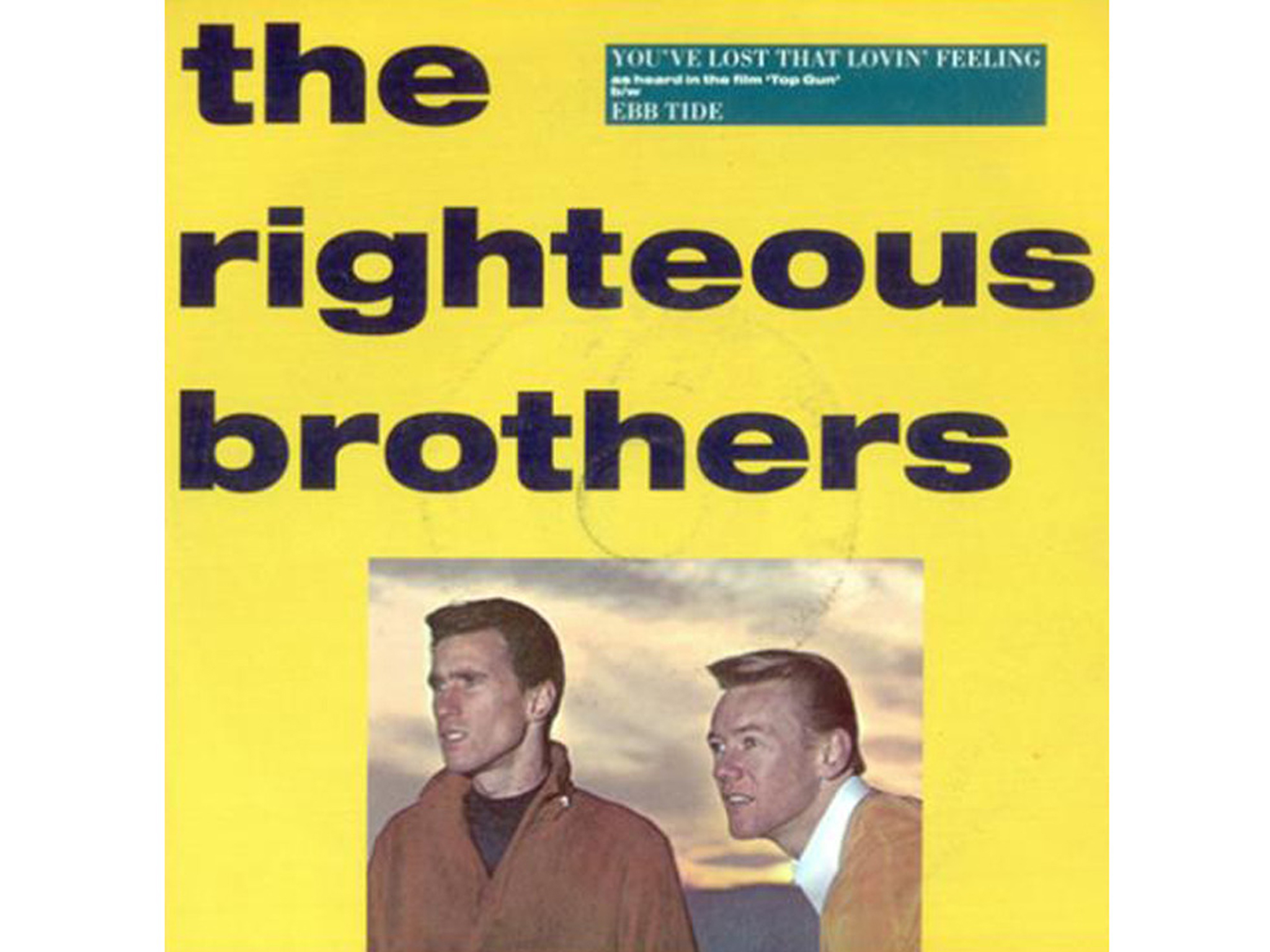 The Righteous Brothers, best break-up songs