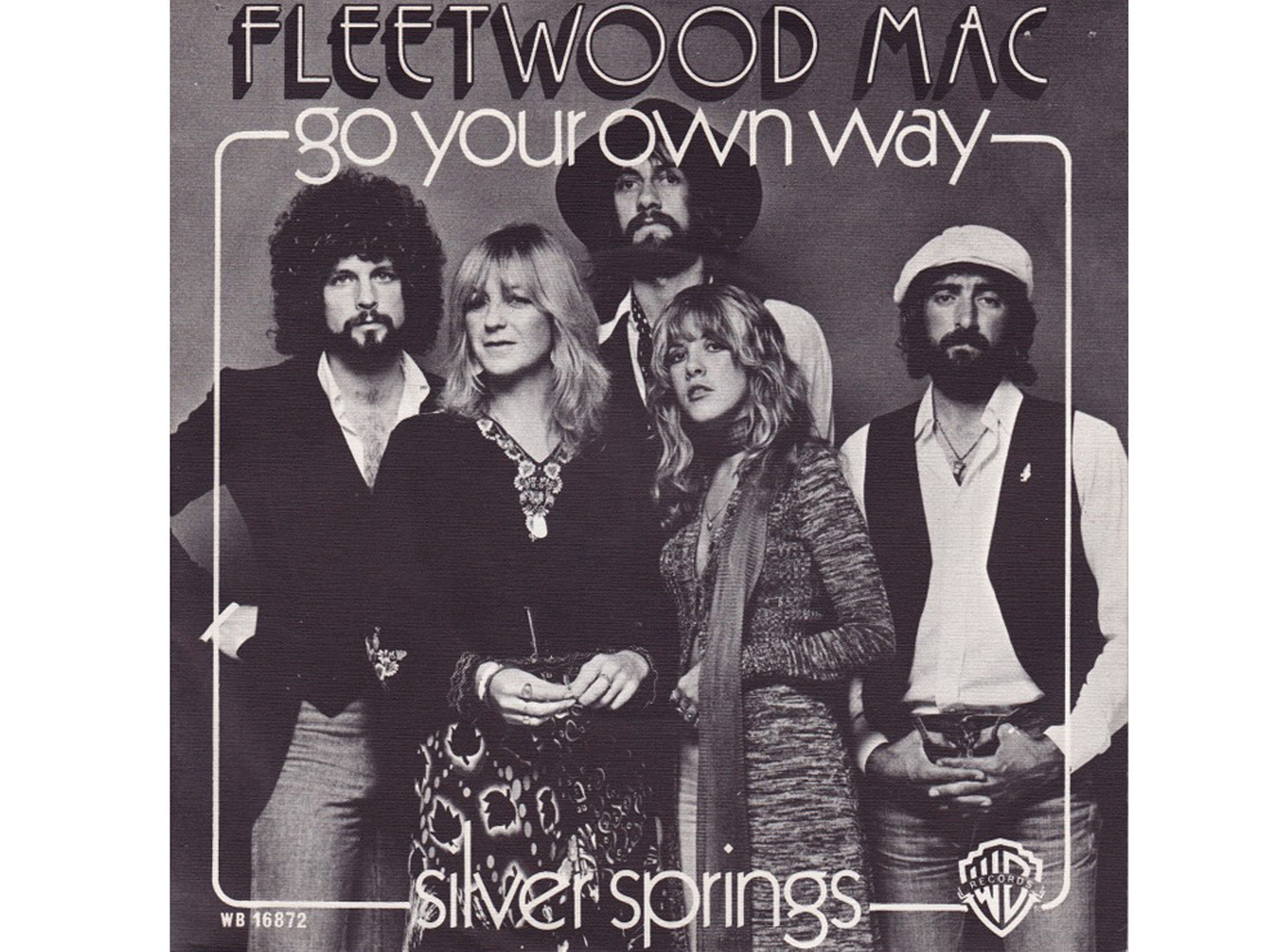 Fleetwood Mac, best break-up songs