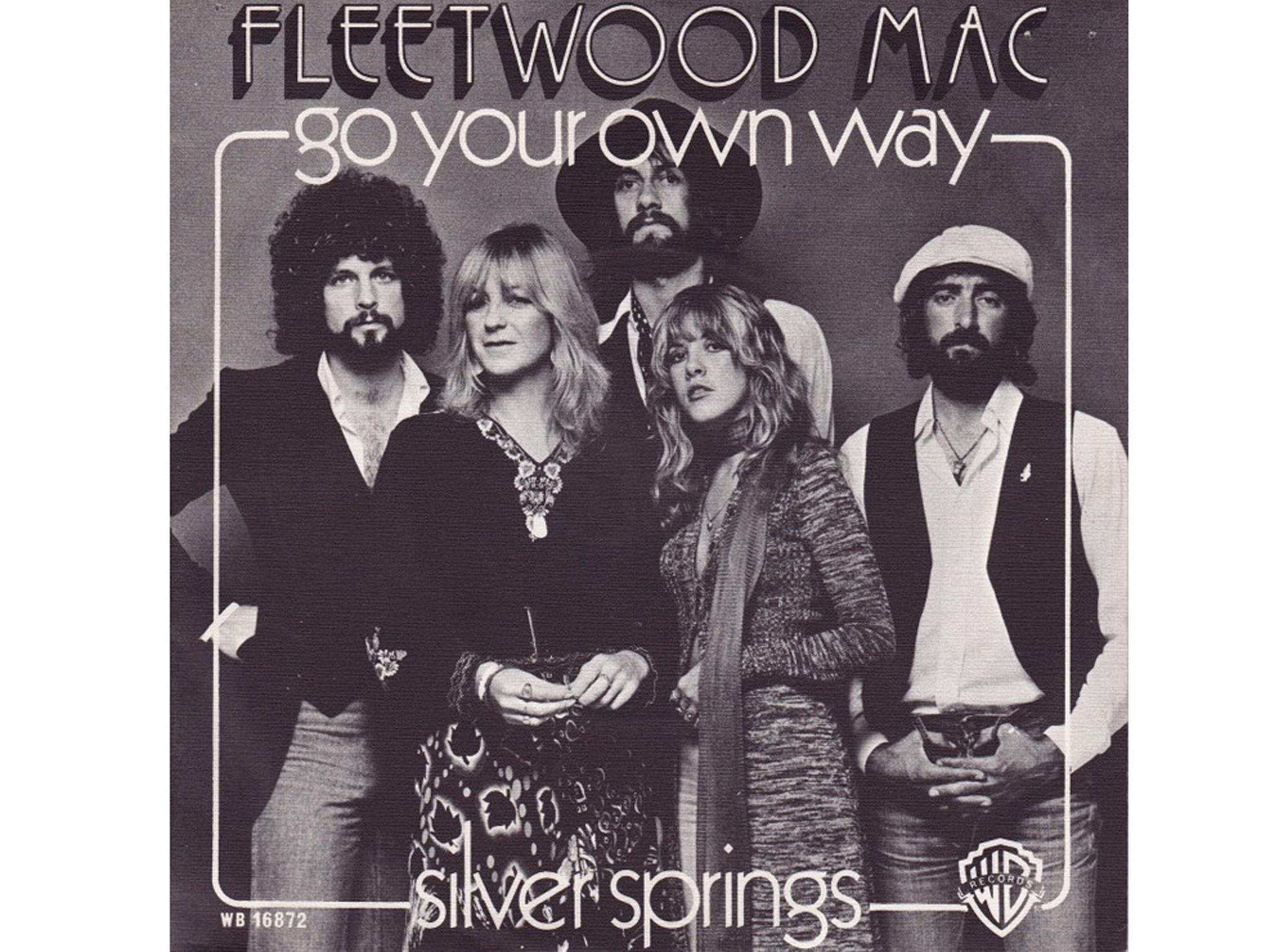 'Go Your Own Way' – Fleetwood Mac