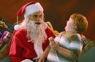 Bad Santa, best Christmas movies