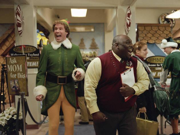 Elf, best Christmas movies