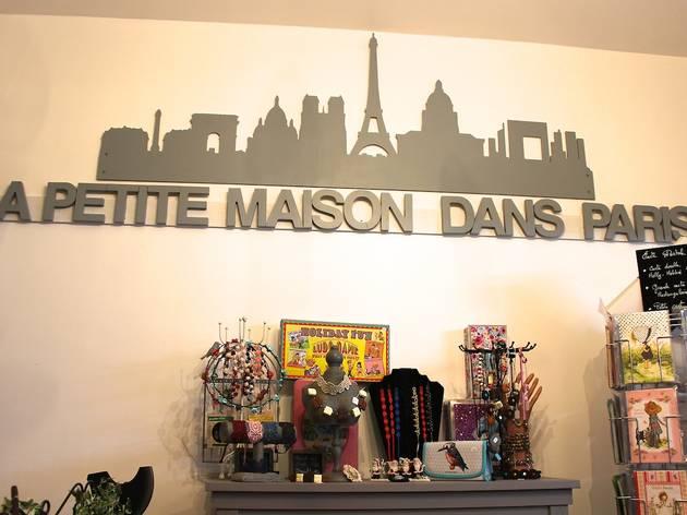 La petite maison dans Paris (© Céline Astorg)