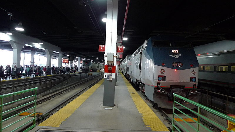 Amtrak commits $12 million to make Union Station less gross