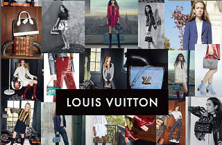 Louis Vuitton Series 2 - Past, Present and Future