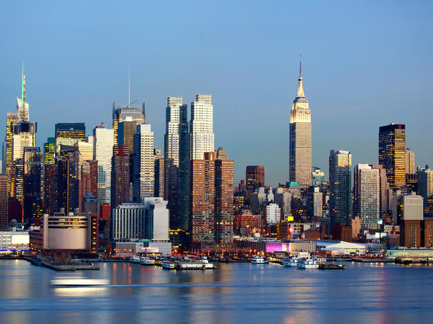 You know you grew up in New York when...