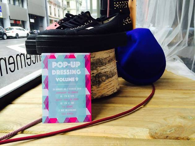Pop-Up Dressing
