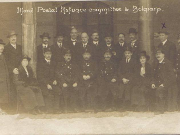Guests of the Nation - Belgian Refugees, the First World War and Redbridge