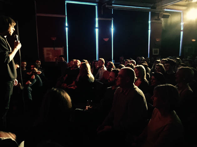 Piccadilly Comedy Club – New Year's Eve
