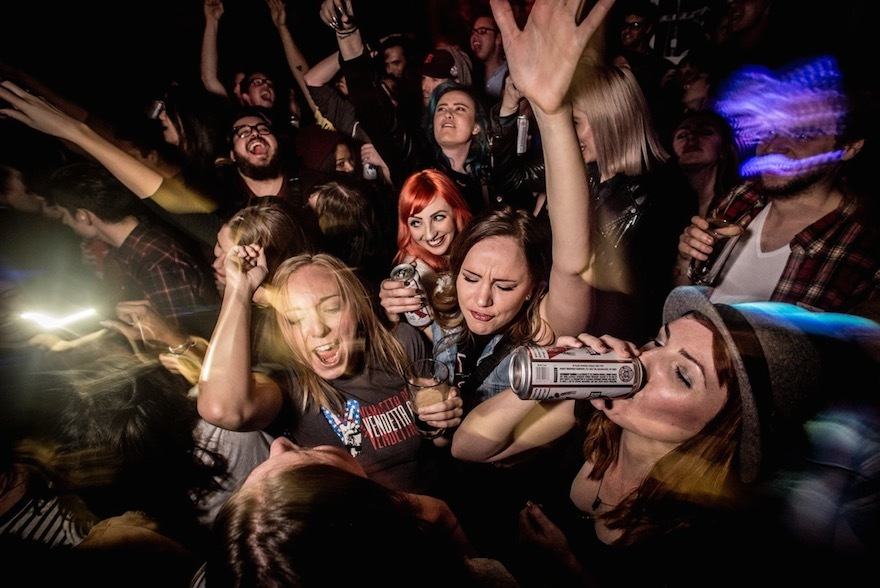 What to expect at Taking Back Tuesday (aka Emo Night)