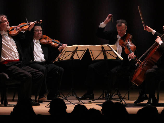Endellion String Quartet: Beethoven | Music in London