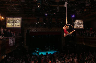 East Ville Des Folies: Webster Hall's 1st Annual Beer and Whiskey Festival