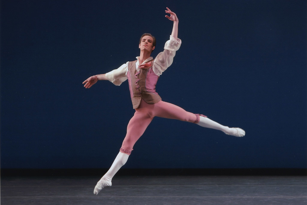 New York City Ballet Male Dancers