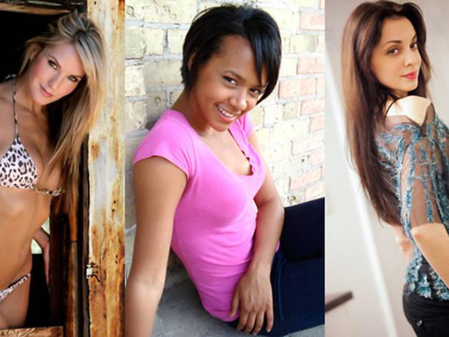 2011: Hottest chorus girls