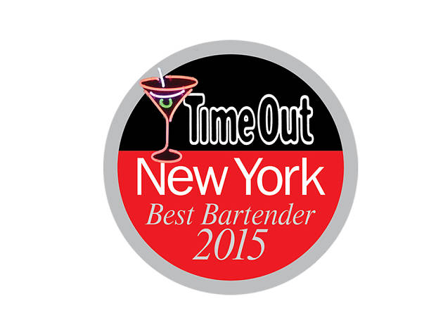 TONY Best Bartender 2015