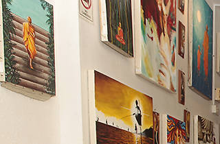 Surf Art and Gallery