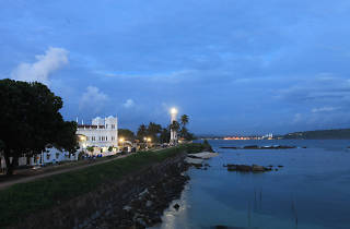 Galle Fort is a heritage site in Sri Lanka